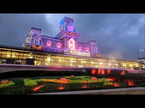 Magic Kingdom Live Stream - 10-14-17 - Walt Disney World
