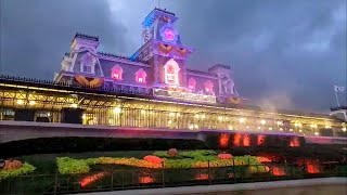 Magic Kingdom Live Stream - 10-14-17 - Walt Disney World