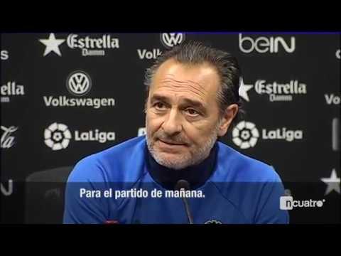 Dani Parejo & Cesare Prandelli. Declaraciones del jugador y respuesta del entrenador