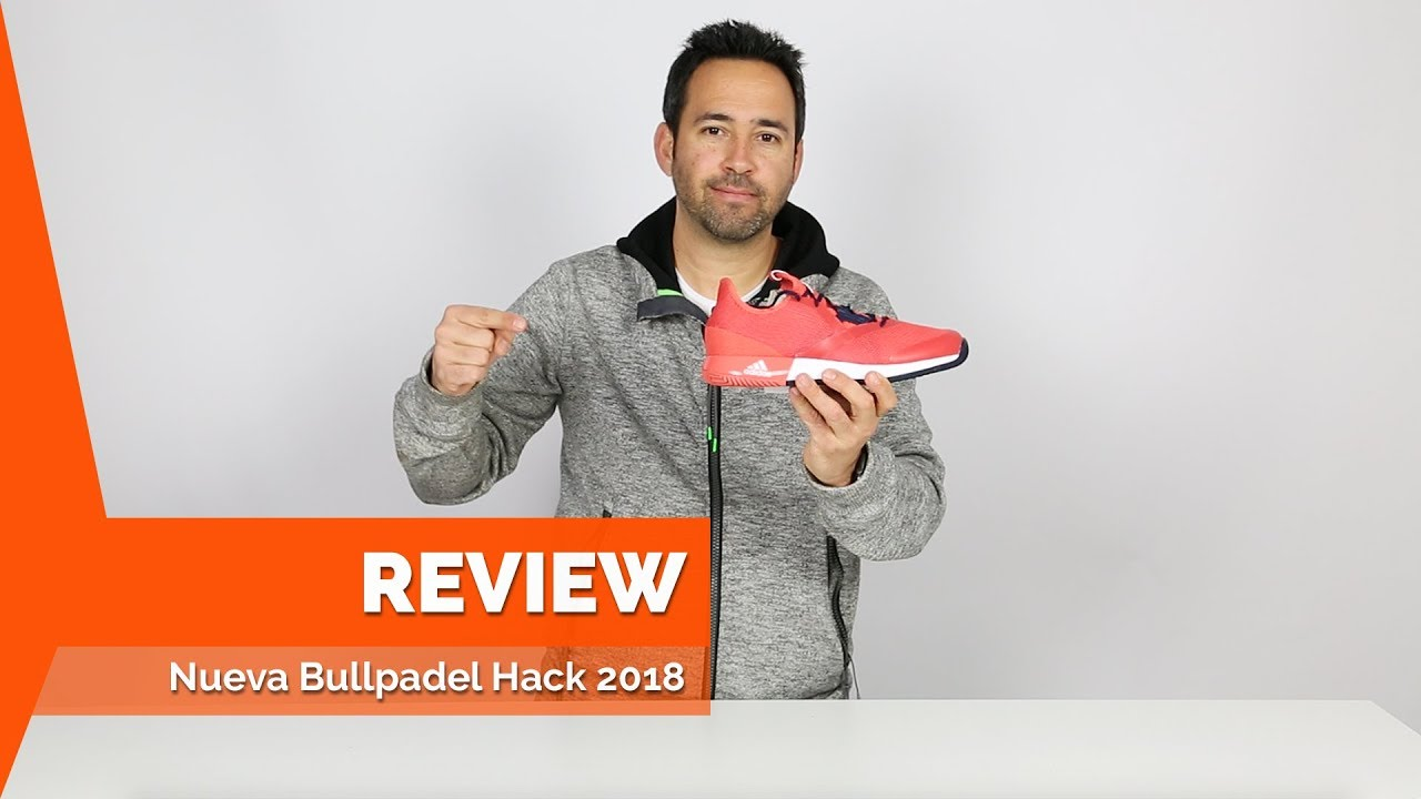 Video Review Zapatillas Adidas Adizero Defiant 2018 - YouTube b19b86025
