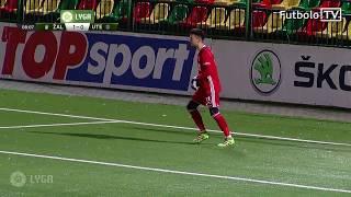 Zalgiris Vilnius vs FK Utenis Utena full match