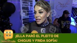 ¡Ella paró el pleito de Chiquis y Frida Sofía! |Programa del 19 de noviembre de 2019 | Ventaneando