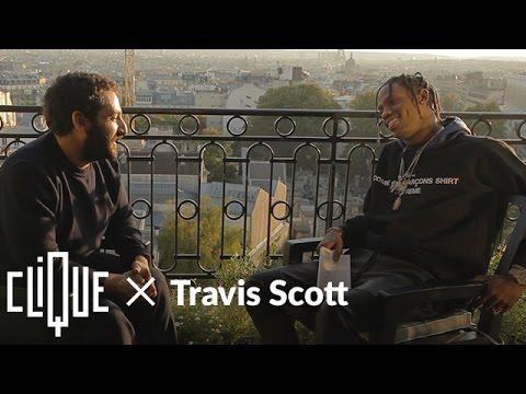 Clique x Travis Scott