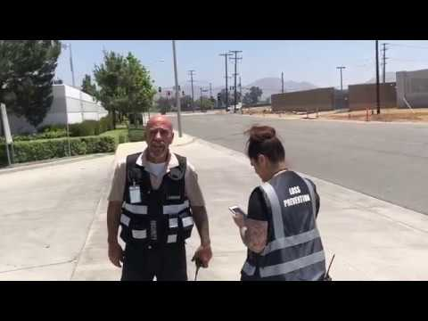 First Amendment Audit Amazon Moreno Valley