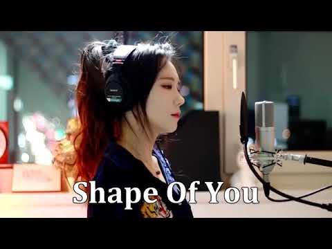 Shape Of You (Cover Troll J.fla Zing Troll Tv)