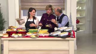 Ship Week 12/15 St. Clair Ultimate Side Dish (4) 2 Lb. Tray Sampler With Leah Williams