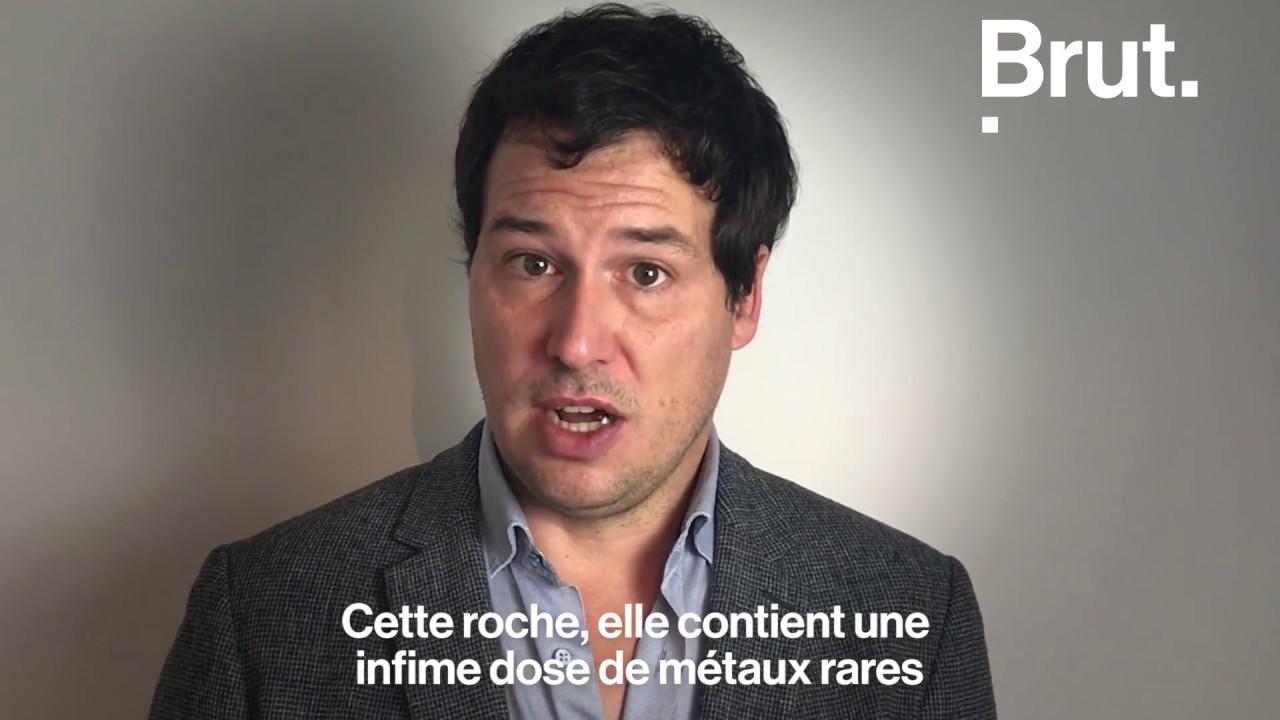 La guerre des métaux rares : l'enquête de Guillaume Pitron