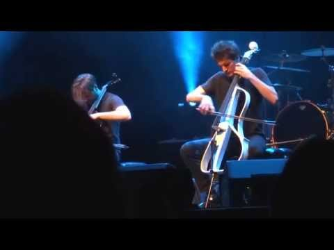 With or Without you 2Cellos NZ