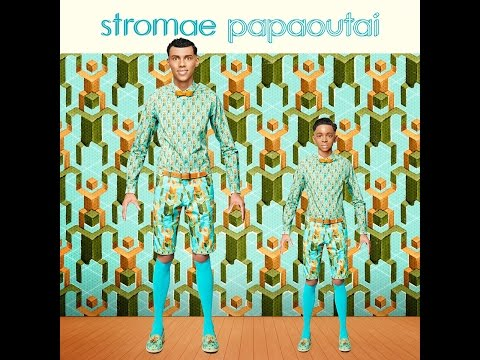 Papaoutai - Stromae (paroles)