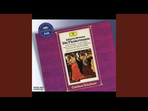 J. Strauss II: Die Fledermaus / Act 2 - Nr.8 Ensemble und Couplet: