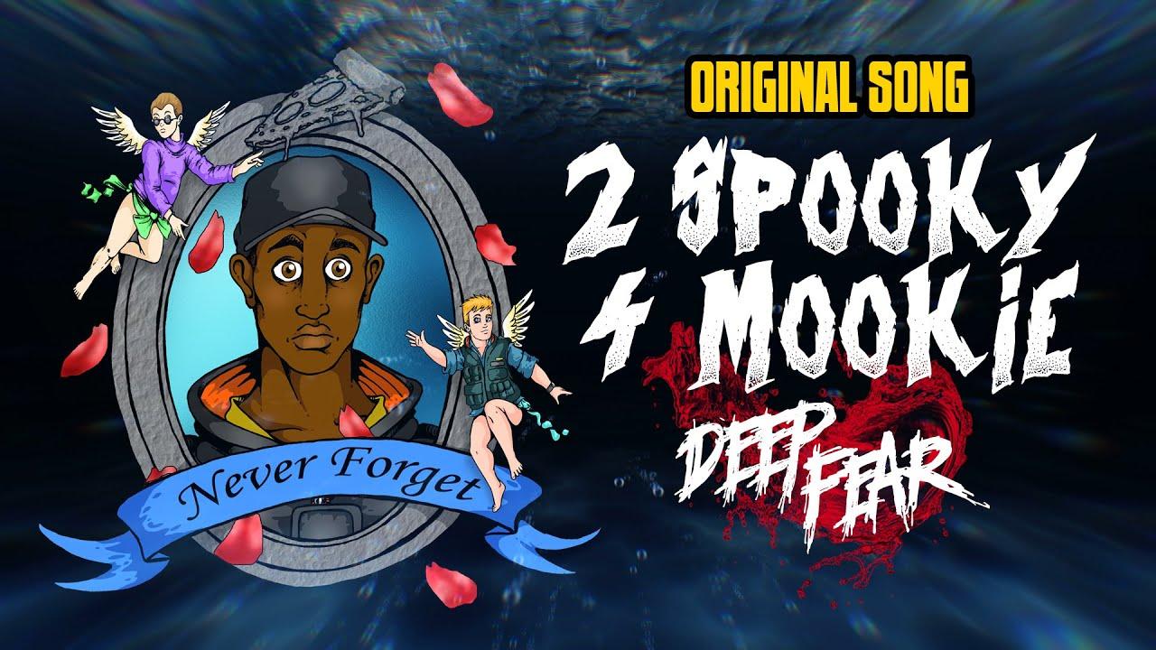 2 Spooky 4 Mookie (Deep Fear Original Song Lyric Video)