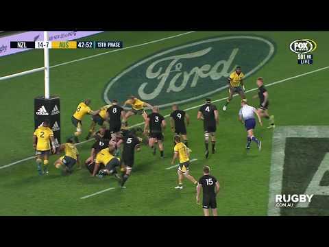 Bledisloe Cup: Wallabies vs All Blacks, Auckland