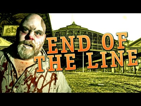 END OF THE LINE (Part 4) ★ Call of Duty Zombies Mod (Zombie Games)