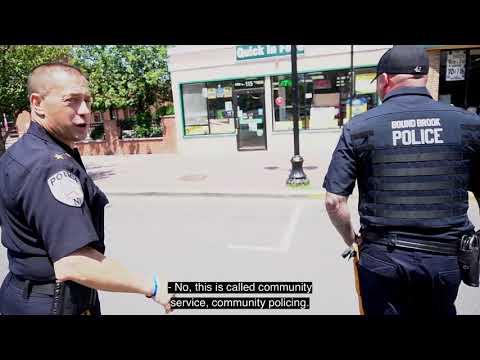 Police Ride Along