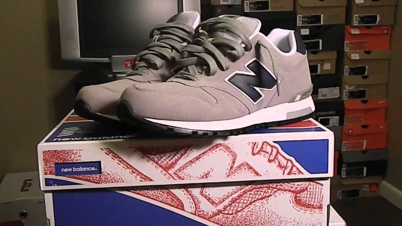 basket homme new balance 565