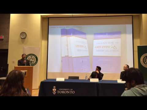 Get Into Med School Seminar Part 4 Non Traditional Applicants