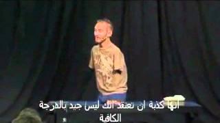 Nick Vujicic . مترجم .حياة بلا اطراف وبلا حدود