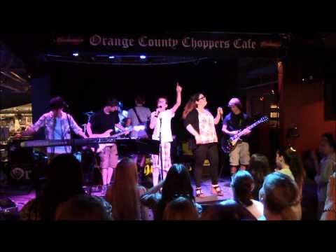 New York School of Music All Star Band Live at Orange County Choppers Cafe, June 10, 2015