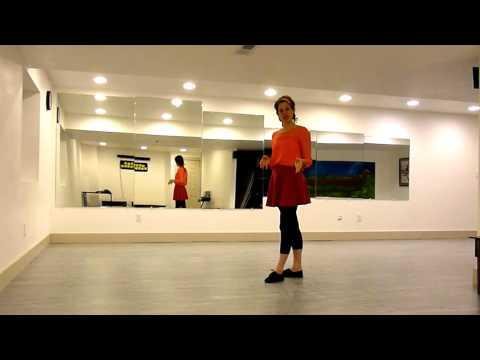 Learn the Shim Sham | Routine Breakdown | Level 4 Lesson 11 | Lindy Ladder