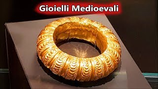 Gioielli dell'Alto Medioevo | Museo Archeologico di Cagliari | Sardegna