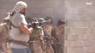 الجيش التابع للحكومة الوطنية يحرز تقدما في معركته ضد داعش في سرت