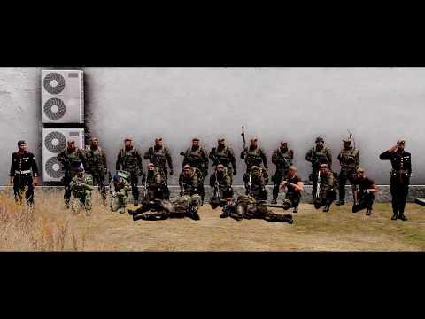 Bataillon du Corps Européen TRAILER 2018 Groupe Militaire ArmA3