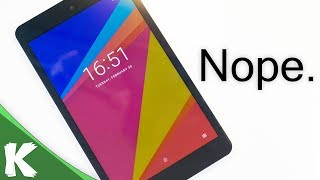 Onda V80 Tablet | 2018 | Android 7.0 | A Laggy Mess | Review