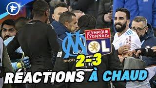 Bagarre générale OM-OL : Marseille en colère, Lyon charrie