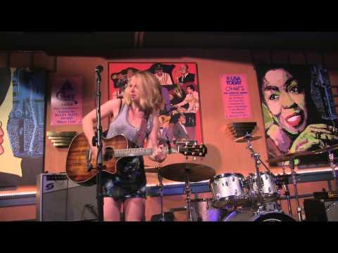 Samantha Fish -- That's How I Got to Memphis -- up close at Chan's