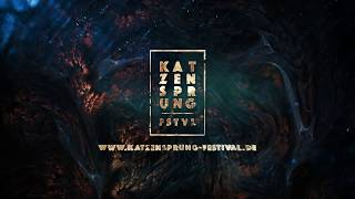 Freunde legen auf | Katzensprung Festival 2019 |Techno Truck | Snippet