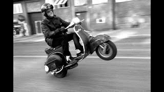 Funniest Vespa TV Ads - Old vintage scooter television commercials adverts funny