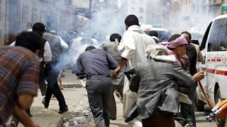 أخبار عربية - هيومن رايتس ووتش تتهم المتمردين في #اليمن بإستخدام ألغام محظورة
