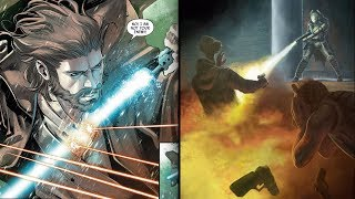 The Best Weapons to Kill Jedi [Legends]