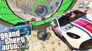 THE MOST INTENSE RACE YET!! l GTA V ONLINE Funny Moments!