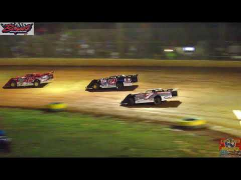 Limited Late Model Feature @ Boyds Speedway (9-16-17)