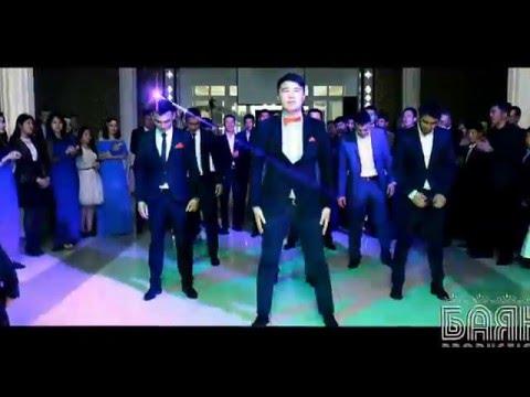 свадьба в Жалал-Абаде (Flash Mob), студия БАЯН