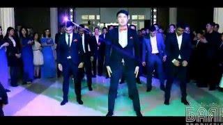 "свадьба в Жалал-Абаде (Flash Mob), студия ""БАЯН"""