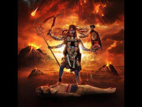 Kali Kali amavas ki raat me Funny Dance! Bhairav with Mata Fight !in HD