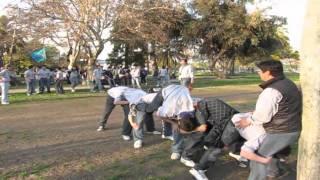 Campamento Grupo de Guias y Scouts Liceo de Aplicacion 2010