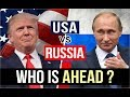 UNITED STATES (USA) vs RUSSIA Military Comparison | Who is AHEAD in 2018 ??