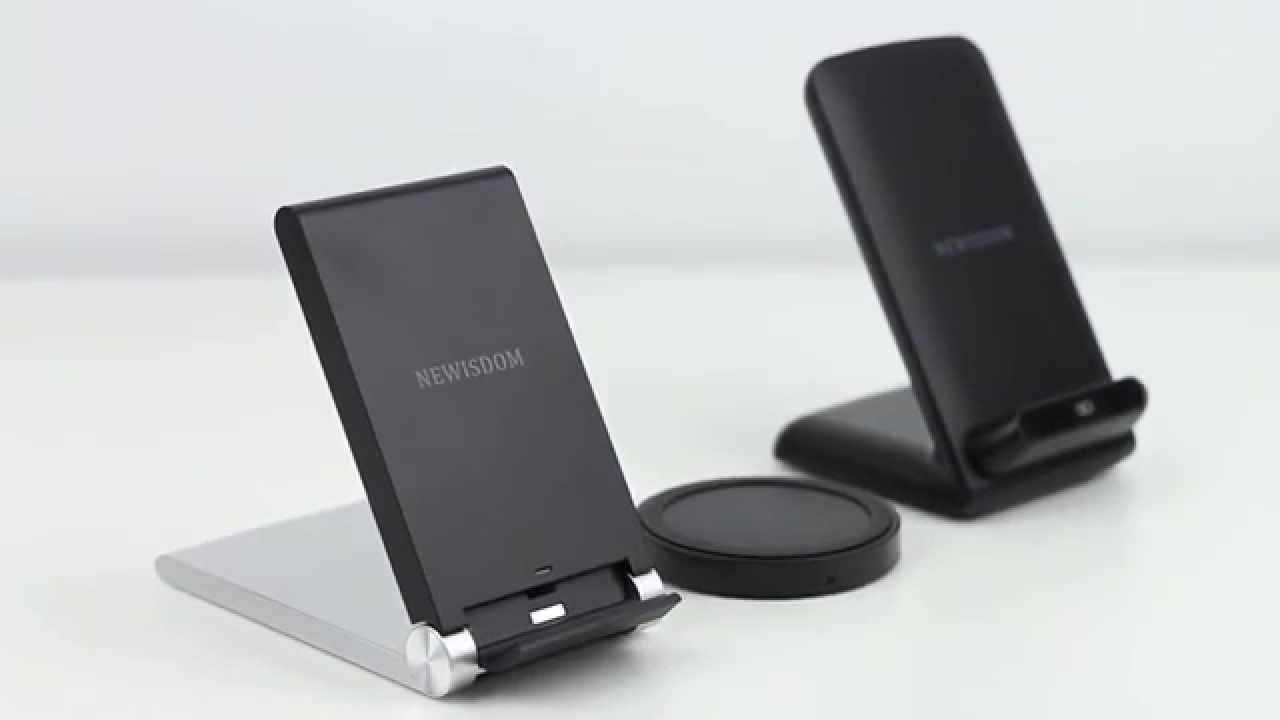 Stand Easy Samsung Galaxy S6 Wireless Charging And S6