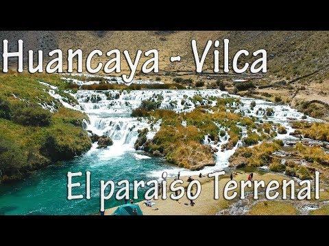Huancaya - Vilca / El Paraiso Terrenal - Como Llegar