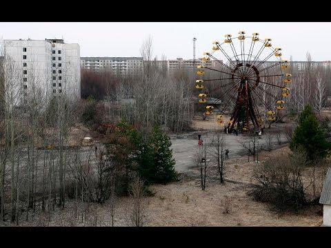 Чернобыль 30 лет отравлен радиацией.Экскурсия.Chernobyl.