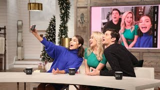 Olivia Culpo Shows How to Take the Perfect Selfie - Pickler & Ben