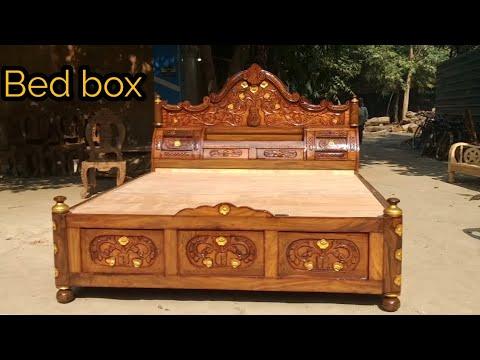 Wooden Bed Designs Catalogue India Wooden Bed Design Pictures Indian Style Bed Design Youtube