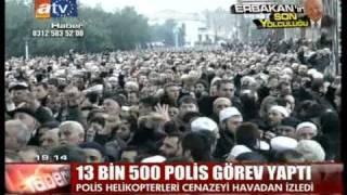 """Necmettin Erbakan Vefat Etti Ölüm Haberi """"Hoca""""-Türküola-Minareci-Ömer Almanyadan-6"""