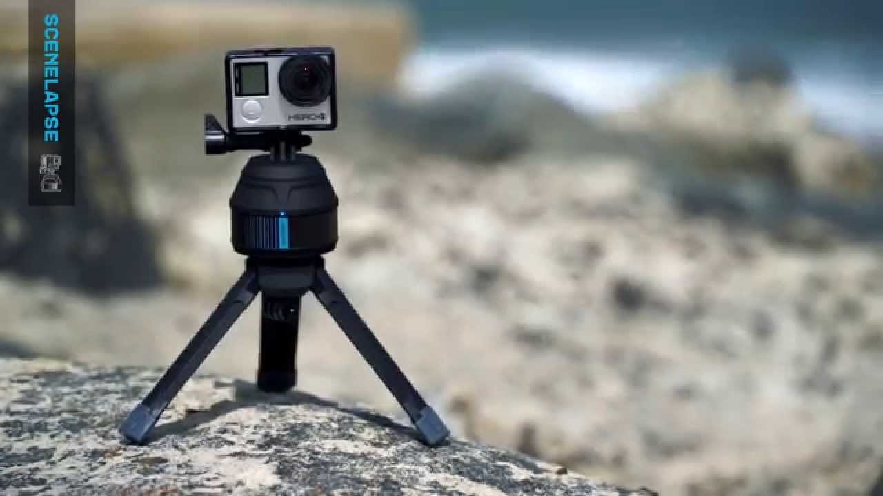 490ae56caf760e GoPole Scenelapse - 360° Time-Lapse Device for GoPro Cameras - YouTube