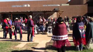 Native American Veterans Gourd Dance 2015 - Part 7