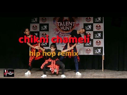 Chikni Chameli Hip Hop remix || choreography by HARJEET YADAV