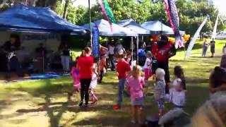 Japanese Children's Day 2015 at Harbourside Markets, Coffs Harbour.